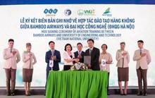 Vì sao Bamboo Airways hợp tác đào tạo hàng không với New Zealand?