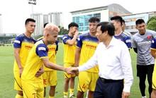 HLV Park Hang-seo: Tôi và các cầu thủ sẽ không làm người hâm mộ thất vọng