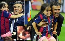 Cựu HLV Barcelona Luis Enrique đau xót vì con gái 9 tuổi qua đời