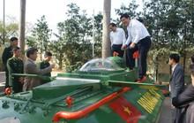 Doanh nhân hai lúa và giấc mơ tàu ngầm Việt vươn khơi