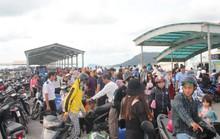 Tàu cao tốc hoạt động trở lại, người dân Phú Quốc vui mừng