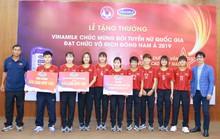 Vinamilk mời đội tuyển nữ Việt Nam du lịch Đà Lạt