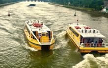 Buýt sông - hơi thở mới của đường thuỷ TP HCM