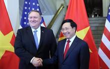 Ngoại trưởng Pompeo đánh giá cao thành tựu trong quan hệ Việt-Mỹ