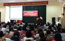 HÀ NỘI: Tập huấn công tác tổ chức hội nghị cán bộ, công chức