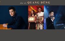 [eMagazine] - Ca sĩ Quang Dũng: Trong tôi tràn ngập sự biết ơn giải Mai Vàng