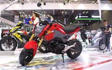Tiêu thụ xe máy ở Việt Nam sụt giảm vẫn là thị trường lớn thứ 4 thế giới