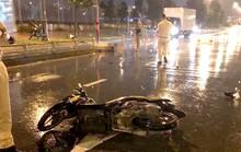 Nam thanh niên mất mạng trong cơn mưa buổi sáng