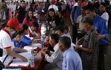 Công ty Vedan khám bệnh, phát thuốc miễn phí cho hơn 300 người dân nghèo