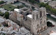 Dự án Trung Quốc thắng cuộc thi tái thiết Nhà thờ Đức Bà Paris