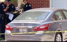 Mẹ chợp mắt, con 2 tuổi chết trong xe hơi nóng