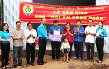 Kiên Giang: Nhiều hoạt động chăm lo đoàn viên
