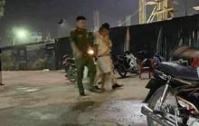 Bị xử phạt, bất ngờ đâm Trung úy CSGT từ phía sau