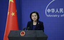 """Bị cảnh báo, Trung Quốc hối thúc Mỹ """"tôn trọng luật pháp quốc tế"""""""