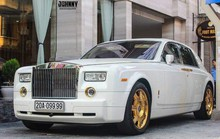 Đại gia Thái Nguyên bán Rolls-Royce Phantom mạ vàng biển tứ quý 9