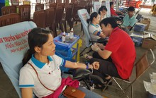Vận động công nhân KCX-KCN hiến máu tình nguyện