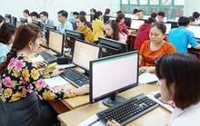 CNVC-LĐ quận 9, TP HCM thi tin học văn phòng