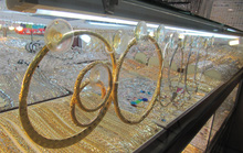 Giá vàng SJC lên sát 42,5 triệu đồng/lượng