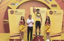 Tay đua Hàn Quốc giữ áo vàng sau cuộc đua tốc độ