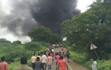 Nổ nhà máy hóa chất ở Ấn Độ, ít nhất 12 người chết