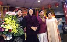 NSND Minh Vương tri ân đồng nghiệp trong ngày giỗ Tổ sân khấu
