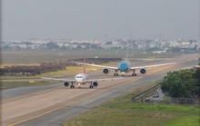 Khẩn cấp xin vốn cải tạo đường băng sân bay Nội Bài, Tân Sơn Nhất