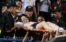 Treo sân Hàng Đẫy hết giải, phạt CLB Hà Nội, Nam Định mỗi đội 85 triệu đồng