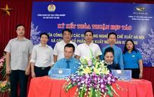 Hà Nội: Đưa gạo sạch đến công nhân