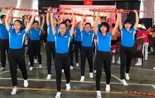 Tưng bừng hội thao Phụ nữ khỏe đẹp, năng động