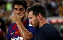 Bố Lionel Messi bàn bạc tương lai với David Beckham