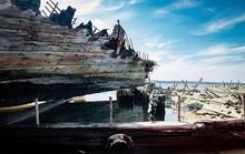Hạm đội ma của Mỹ: Bộ sưu tập tàu chiến lớn nhất thế giới