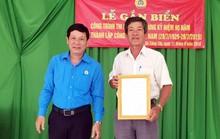 Tiền Giang: Gắn biển công trình kỷ niệm 90 năm Công đoàn Việt Nam