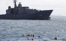 Thái Lan mua tàu Trung Quốc; tàu đổ bộ Trung Quốc bị phát hiện gần vùng biển Ấn Độ