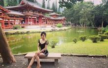 Hương Tràm tiết lộ về cuộc sống sinh viên tại Mỹ