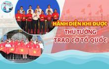[eMagazine] Hãnh diện khi được Thủ tướng trao cờ Tổ quốc