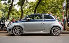 'Mui trần tí hon' Fiat 500 giá gần 3 tỉ tại Việt Nam