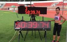 Hai chị em Thanh Phúc - Thành Ngưng lập cú đúp kỷ lục quốc gia