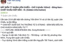 Nữ nhân viên tung tin bán 23 lô đất ở Đà Nẵng bị phạt 10 triệu đồng