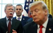 Bị sa thải, ông Bolton trút lời cay đắng lên Tổng thống Trump