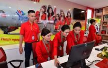 Vietjet mở phòng vé mới cùng tổ hợp dịch vụ toàn diện
