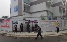 """Hàng trăm cảnh sát phong tỏa 2 công ty """"dính"""" đến Alibaba"""
