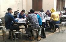 Rất đông khách hàng đang đến Công an TP HCM tố cáo Công ty Alibaba