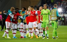 Pháo gầm vang đất Đức, Arsenal đè bẹp chủ nhà Frankfurt