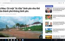 Gỡ bài viết sai sự thật về Chủ tịch tỉnh Cà Mau