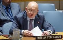 Đề xuất về Syria của Nga và Trung Quốc cô đơn tại Hội đồng Bảo an
