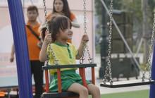 FPT Telecom trao tặng sân chơi cho trẻ em toàn quốc
