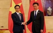 Phó Thủ tướng Vũ Đức Đam đề nghị Trung Quốc không để tiếp diễn tình hình phức tạp trên biển