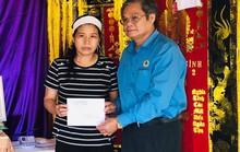 Quảng Bình: Thăm hỏi gia đình quân nhân hy sinh khi làm nhiệm vụ