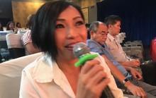 Ca sĩ Phương Thanh khóc nức nở vì Ngôi nhà trên thuyền