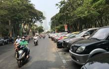 TP HCM: Đề xuất không đăng kiểm với ôtô nợ phí đỗ ở lòng đường